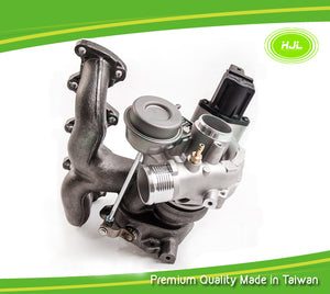 Turbocharger for VW Golf Polo Scirocco Tiguan Touran 1.4 TSI 53039880162 K03-248 w/Electric Actuator - #24011-82101