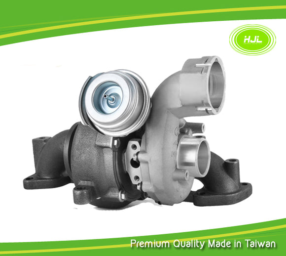 Turbocharger For VW Golf Jetta Passat Touran Audi A3 2.0 TDI BKD AZV GT1749V - #24012-82100