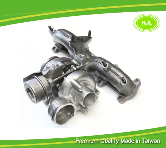 VW TRANSPORTER T5 1.9TDI BRR BRS TURBO CHARGER 62/75KW 84/102BHP 03G253016F DPF - #24993-82100