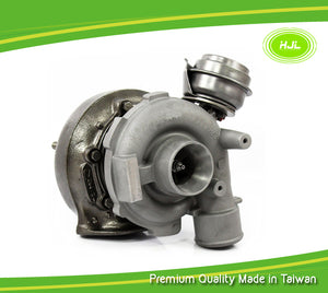 OPEL Omega B 2.5 DTi 150HP TURBO TURBOCHARGER 11657781435 710415-5007S - #62998-82100