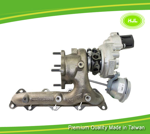 Turbocharger 1.4 TSI 122hp CAXA Audi A3 VW Golf Jetta EOS 03C145702L w/Actuator - #24079-82100