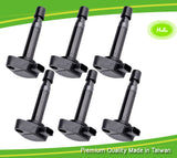 6 PCS Ignition Coil For Honda Accord Odyssey Acura CL 3.0L 3.2L 3.5L 30520RCAA02 - #07035-73106