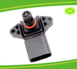 MAP Sensor For Audi A2 A4 VW Bora 1J2/1J6 Golf Lupo Polo 03D906051 03D906051A/D - #24339-44400