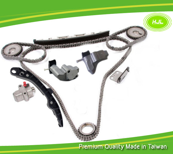 Timing Chain Kit For Nissan Stagea M35 2.5L V6 VQ25DD Engine 2001-2007 - #HJ-49615