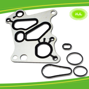 Oil Cooler Gasket Kit For Mercedes M271 W204 C180 C200 E200 SLK200 2711840280 - #HJ-32012-OCT
