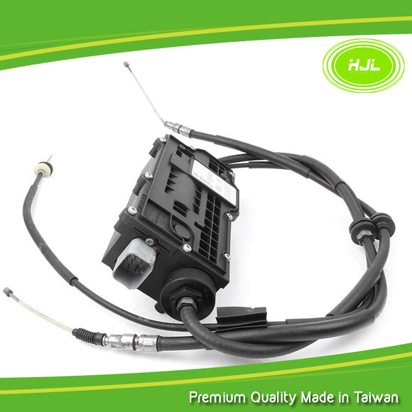 Parking Brake Actuator With Control Unit for BMW E70 X5 E71 E72 X6 34436850289 - #02013-32000