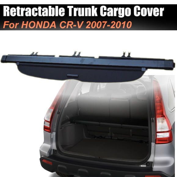 Retractable Trunk Cargo Cover Luggage Shade Shield For HONDA CR-V 2007-2010 - #07710-21200
