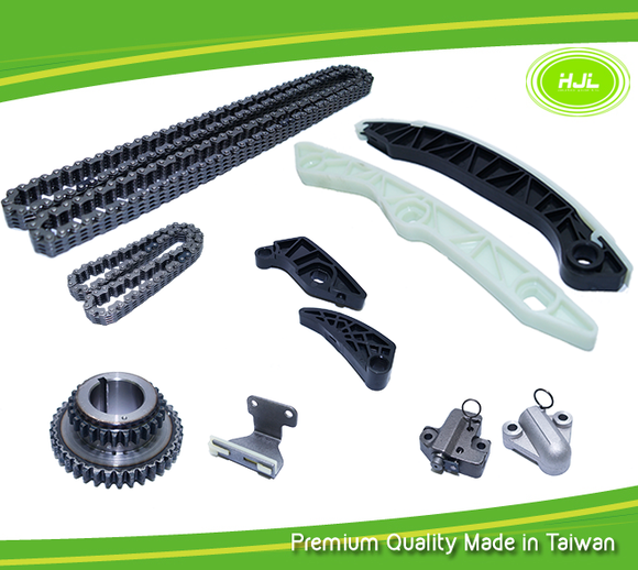 Timing Chain Kit For MITSUBISHI Outlander CW5W Lancer Delica 2.4L 4B12 2005-15 - #HJ-39152