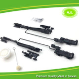 Sunroof Track Assembly Repair Kit For Ford F-150/250/350 Expedition Linkcoln - #HJ-04209-SRT