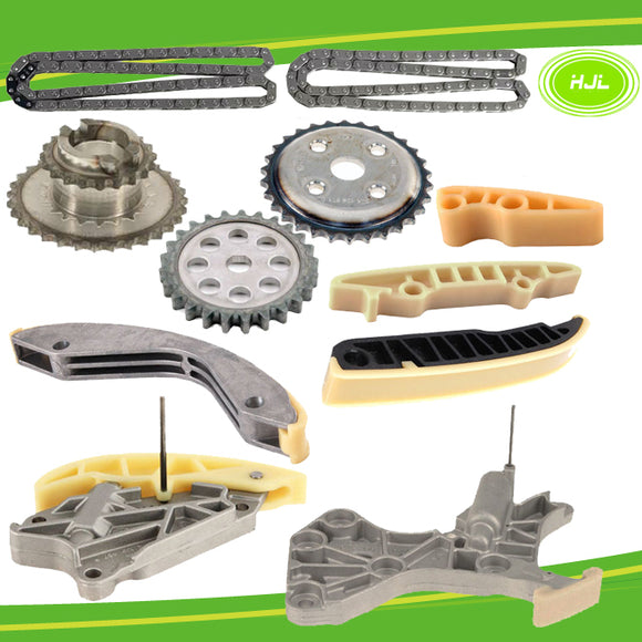 Timing Chain Kit For VW Beetle Golf Passat Jetta Rabbit 2.5L L5 CBTA CUBA 06-14 - #HJ-24575