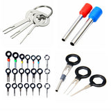 21 PCS Auto Terminals Removal Tool Set Car Electrical Wiring Crimp Connector - #TOKIT-99821