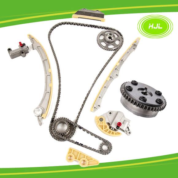Timing Chain Kit +Camshaft VTC Actuator For Honda Accord CRV 2.4 K24Y2 08-15 - #HJ-07060-V