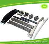 TIMING CHAIN KIT Fit 99-07 LINCOLN NAVIGATOR FORD 5.4L DOHC 330 WITHOUT Gears - #HJ-04169