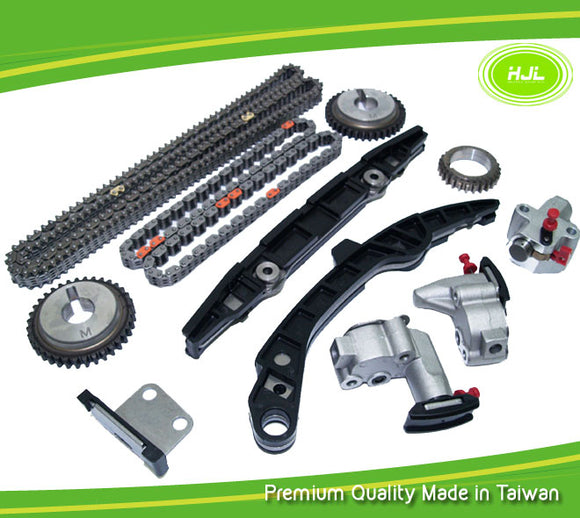 Timing Chain Kit Fits Nissan 370Z Infiniti QX70 G37 M37 3.7 VQ37VHR 2008-14 - #HJ-49190