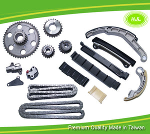 Timing Chain Kit For Nissan NAVARA Pathfinder Frontier NP300 2.5 TD YD25DDTI - #HJ-49156
