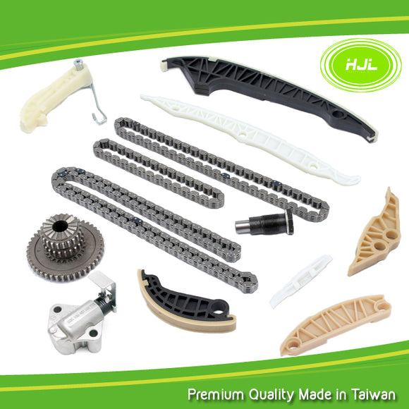 Timing Chain Kit For VW Golf Passat Tiguan Beetle SKODA Octavia 1.8 2.0 2014 - #HJ-24016
