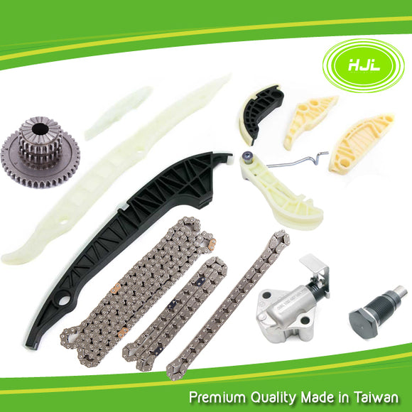Timing Chain Kit For AUDI A1 A3 A4 A5 Q3 Q7 1.8 2.0 TFSI SEAT LEON 1.8 TSI 2013 - #HJ-01616