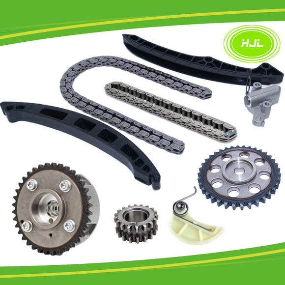 Timing Chain Kit Fits Audi A1 A3 VW Golf 1.4 TSI Skoda SEAT CAXA BWK+VVT Gear - #HJ-24071-V