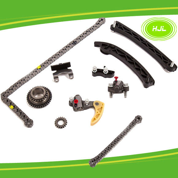 Timing Chain Kit For Buick Cadillac Chevrolet GMC 2.0 2.5L DOHC LTG LCV 2013-17 - #HJ-88198