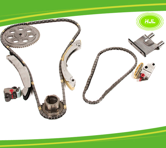 Timing Chain Kit For Chevrolet Colorado GMC Canyon HUMMER H3 2.9 3.7 4.2 2007-11 - #HJ-37152-C