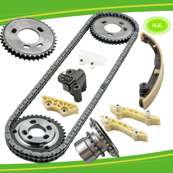 Timing Chain Kit For JAGUAR X-TYPE 2.0 D 2.2 D Diesel CF1 2003-2009 - #HJ-89194-G
