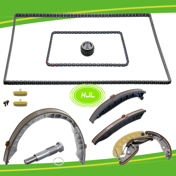 Timing Chain Kit For Porsche Cayenne Macan GTS Sport 3.0 3.6L V6 CXZA CTMA 15-18 - #HJ-98360