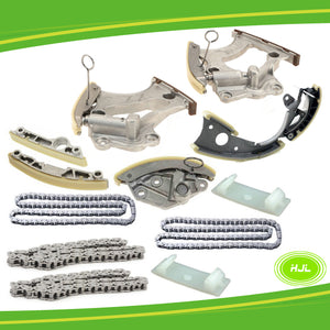 Timing Chain Kit For Porsche Cayenne 958 Porsche Panamera 970 Hybrid 3.0 2012-16 - #HJ-98958-A