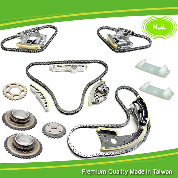 Timing Chain Kit For AUDI Q5 A6 3.2 3.0 V6 A8 S8 4.0 V8 CCAA CALA w/Gears