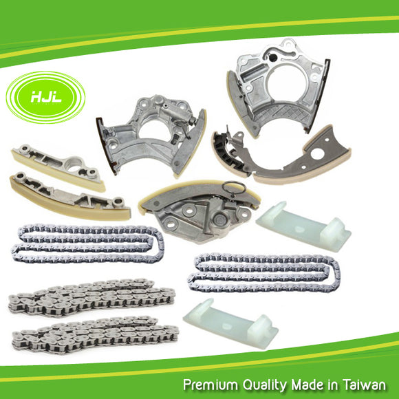 Timing Chain Kit For AUDI Q5 A6 3.2 3.0 V6 A8 S6 S7 S8 4.0 V8 CCAA CALA