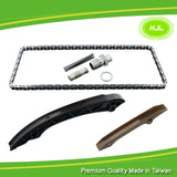 Timing Chain Kit(Lower)For BMW X3 E83 X5 E53 M54 X3 E83 728i E38 Z3 E36 M52 M54 - #HJ-02018