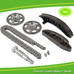 Timing Chain Kit For Mercedes-Benz 2.1 2.2 CDI OM651 Sprinter Vito W639 w/Gears - #HJ-32020