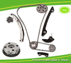 Timing Chain Kit For Mazda 3 5 6 Tribute 2.3L Non-Turbo w/VVT Adjuster 2003-2007 - #HJ-31133-V