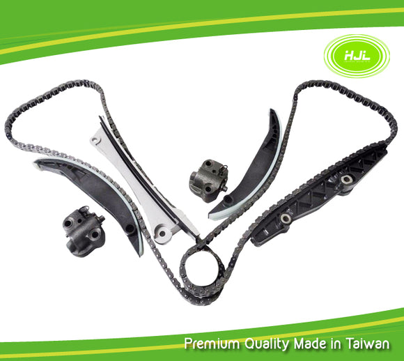 Timing Chain Kit For Ford Escape 01-07 Mazda Tribute MPV DOHC V6 3.0L 2001-09 - #HJ-04188-A