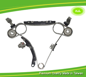Timing Chain Kit Fits Nissan Skyline V36 370GT 3.7 V6 VQ37VHR 2008-14 - #HJ-49618