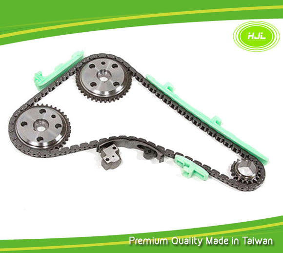 97-02 Pontiac Chevrolet Oldsmobile Buick 2.4L DOHC Timing Chain Kit VIN - #HJ-77035