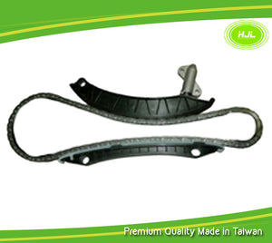Replacement Timing Chain Kit Fit for Nissan QASHQAI X-TRAIL Primastar 2.0 DCI M9R 2007-,RENAULT TRAFIC LAGUNA 2007 without Gears - #HJ-49176-A