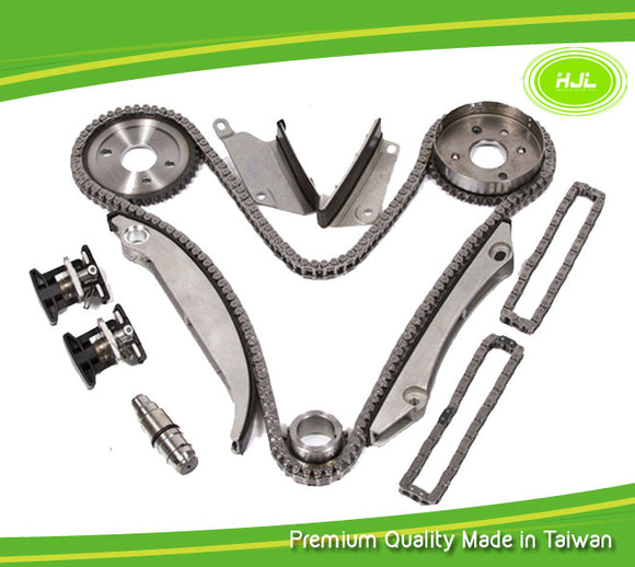 Replacement Timing Chain Kit Fit 00-04 Dodge Stratus Chrysler Sebring 2.7 DOHC V6 - #HJ-44014-AB