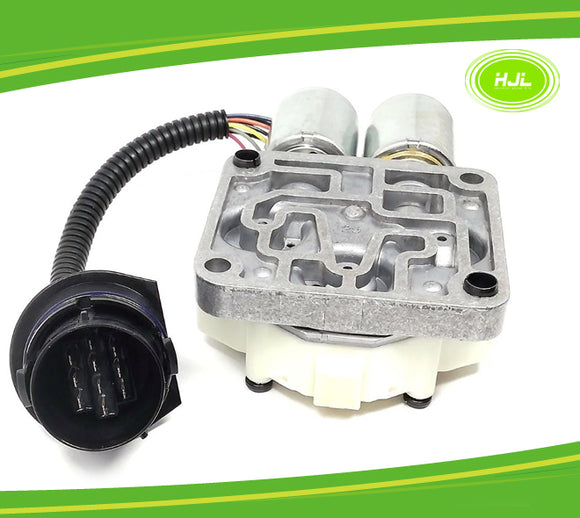 Transmission Solenoid Pack Block Shift CD4E For Ford Escape Mazda F6RZ-7G391-A - #HJ-04949-SLD