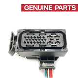 Transmission Connector 25-Pin Plug w/Wires For DQ200 0AM DSG-7 VW AUDI 1K0973213 - #24011-47101