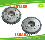 Camshaft(Intake+Exhaust)Adjuster Gears For Ford Mondeo Focus S-Max 2.0L ECOBOOST - #HJ-04223-VVT