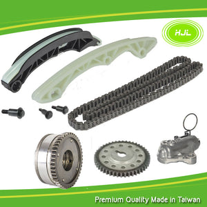 Timing Chain Kit For Mercedes Benz Smart FORTWO 1.0L 3B21 w/VVT Gear 2007 - #HJ-32013