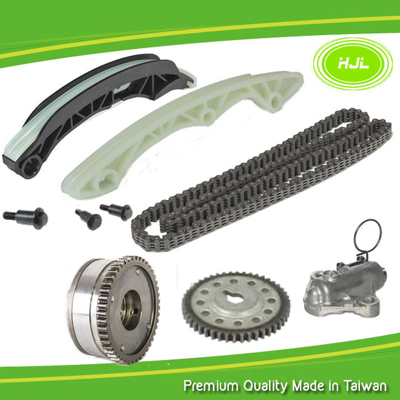Timing Chain Kit For Mitsubishi ASX Lancer 1.6 4A92 Space Star 1.2 3A92 w/VVT Gear - #HJ-39187