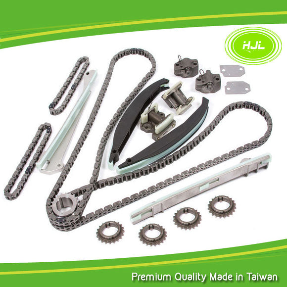 Fit 99-04 Lincoln Navigator Blackwood V8 5.4L DOHC 32V Timing Chain Kit - #HJ-04169-SEG