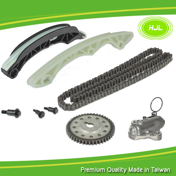 Timing Chain Kit For Mitsubishi ASX Lancer 1.6 4A92 Space Star 1.2 3A92 Colt 1.3 - #HJ-39187-A