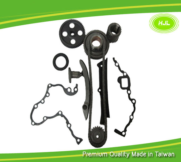 Timing chain kit Mitsubishi Pajero NK exceed 4M40 4M40T MBTK43 single roller