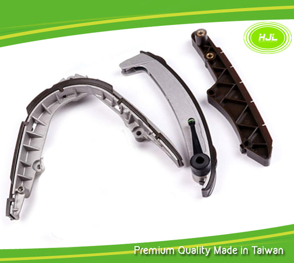 Timing Chain Guide Rails 3 PCS Set For BMW E31 E38 E39 E53 X5 740i M62 4.4L V8 - #HJ-02058-D3