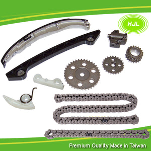 Fits for Ford Escape Focus Mercury Mariner 2.3L Replacement Timing Chain Kit with Gears - #HJ-04148