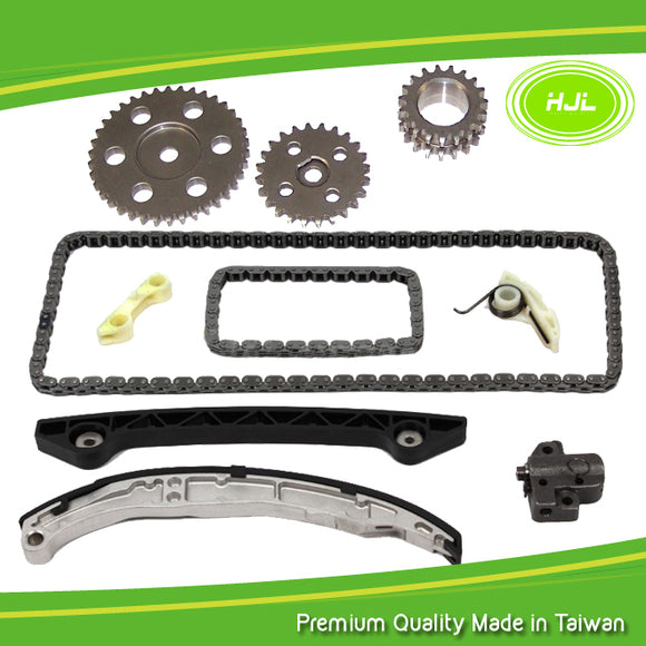 Replacement Timing Chain Kit Fits for Ford Focus Ranger 2.3L 2001-2008 Mazda B2300 2.3L 2001-2008 - #HJ-04149