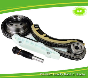 Timing Chain Kit Fits Ford Focus S-Max Galaxy Transit Connect 1.8L DI TDDI TDCI - #HJ-04196