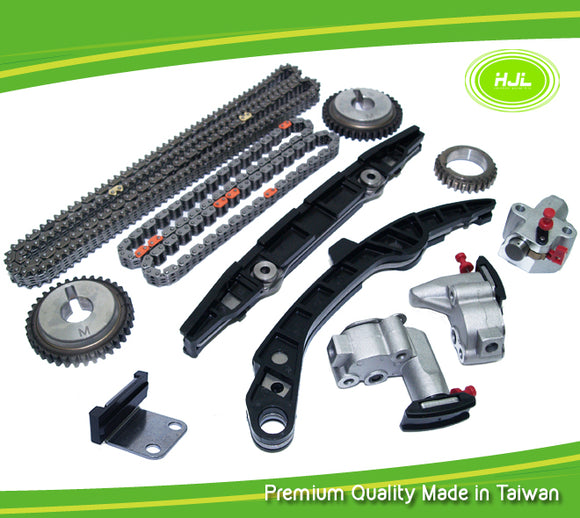 Timing Chain Kit For Nissan TEANA J31 J32 VQ23DE VQ25DE VQ35DE 2003-2013 - #HJ-49677